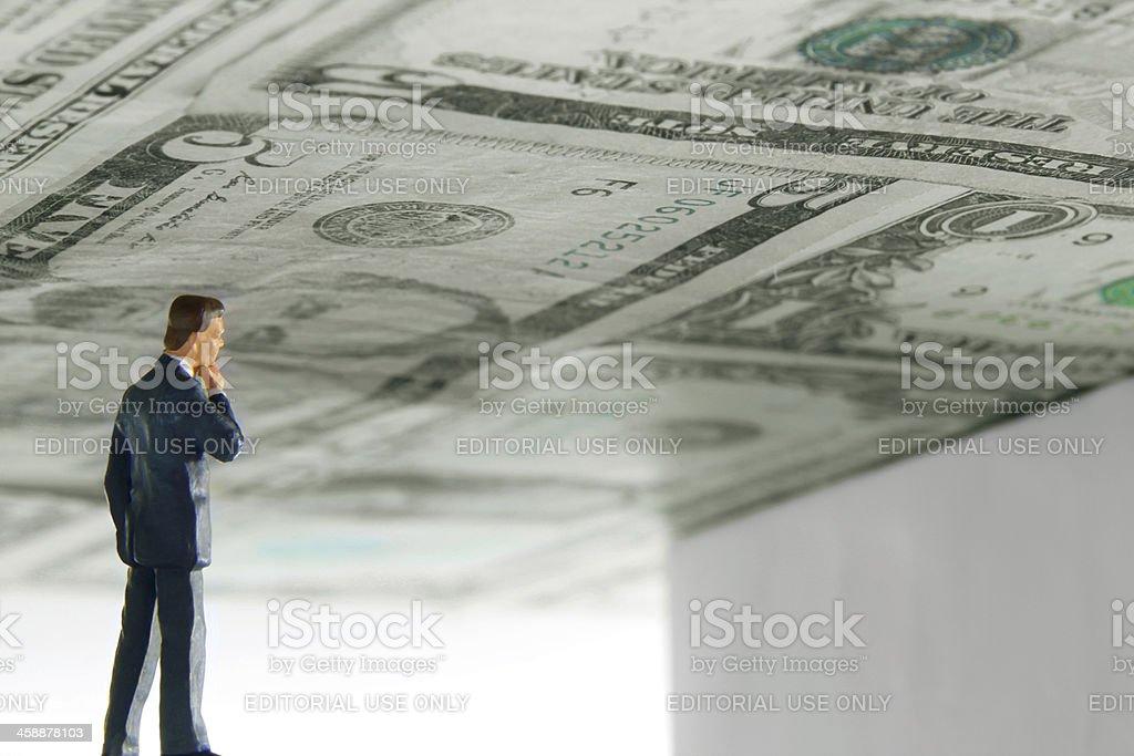 Debt Ceiling stock photo