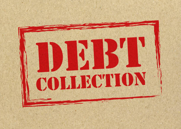 debt collector - collection stock pictures, royalty-free photos & images