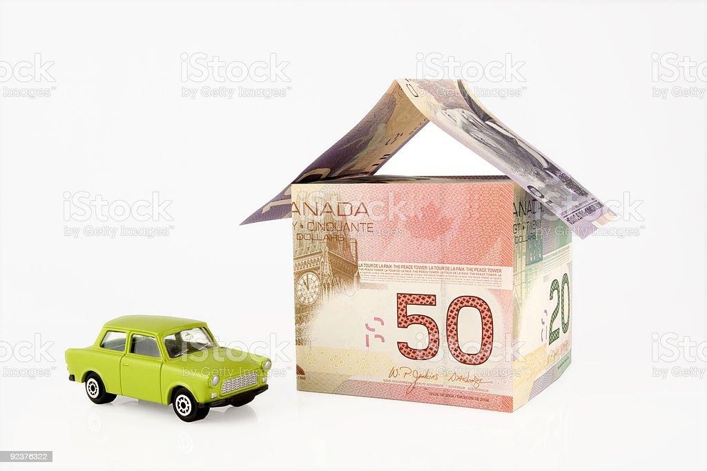 Debt Finance royalty-free stock photo
