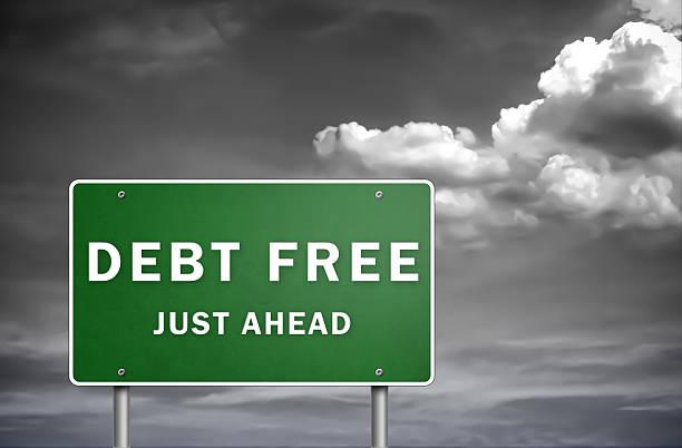 La dette gratuit à l'avance - Photo