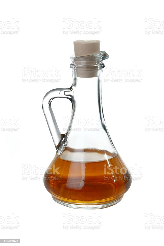 Decanter royalty-free stock photo