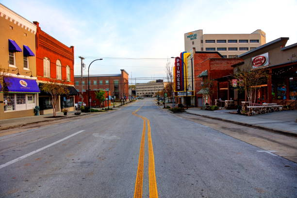 Decatur, Alabama Decatur is a city in Morgan and Limestone counties in the State of Alabama. The city, affectionately known as