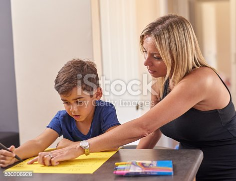 istock Deciding on age appropriate chores 530206926