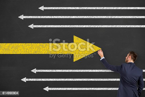 1088508096 istock photo Decision Concept on Chalkboard 614990904