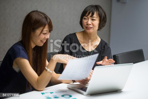 589445574istockphoto Decision making process in modern corporation with female leaders 541271998