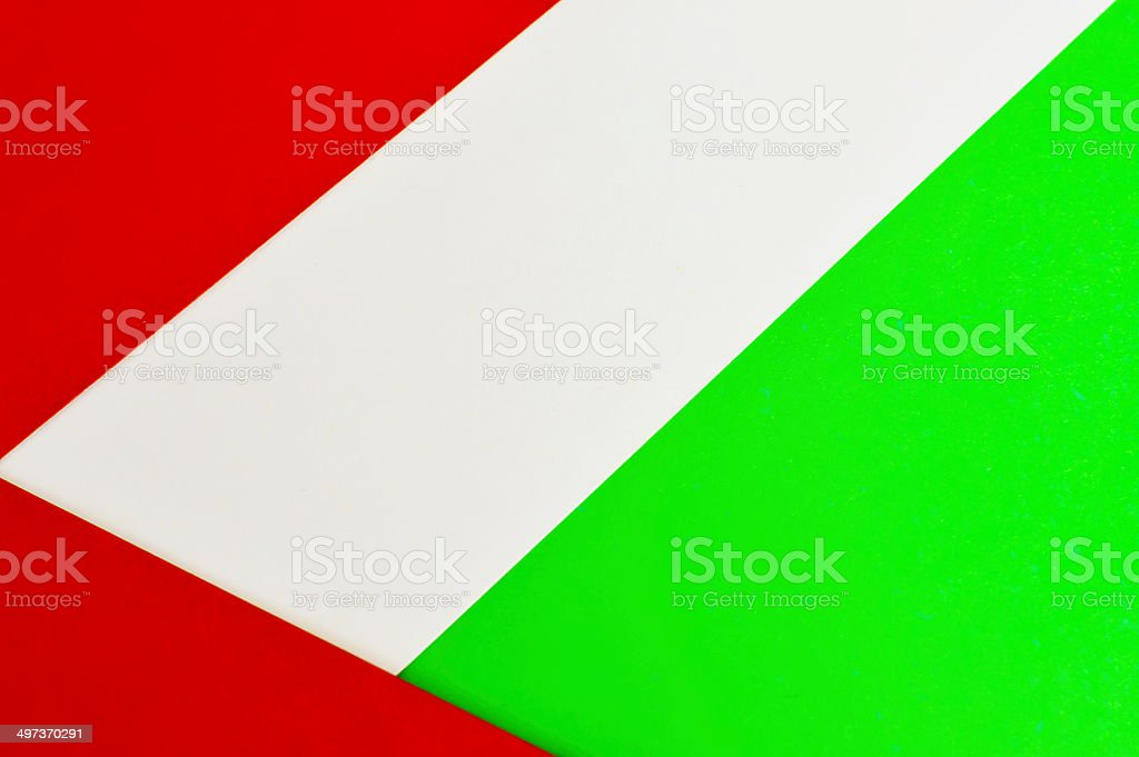 deck of many colors that can be used as background stock photo