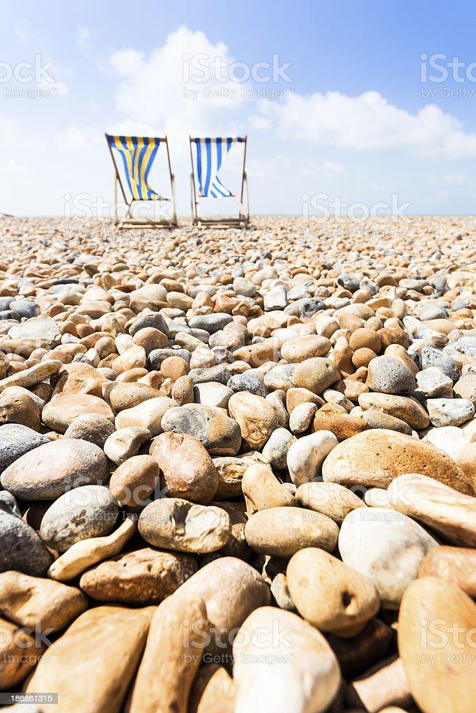 De Droit Photo Beach Libre À Longue Dans Brighton Chaise Lété jSpUMVLqzG