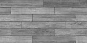 Decking gray seamless texture, bump, displace, reflect and glossiness.