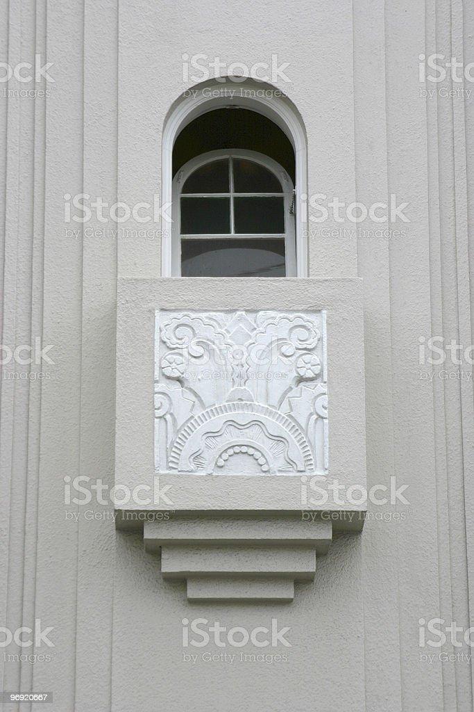 Deco Detail royalty-free stock photo