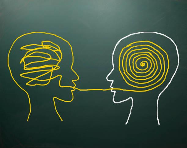 Problème de compréhension et de décodage - Photo