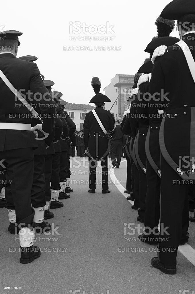 Decolored discipline stock photo