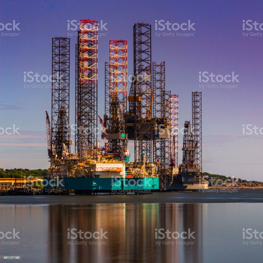 Decommission stock photo