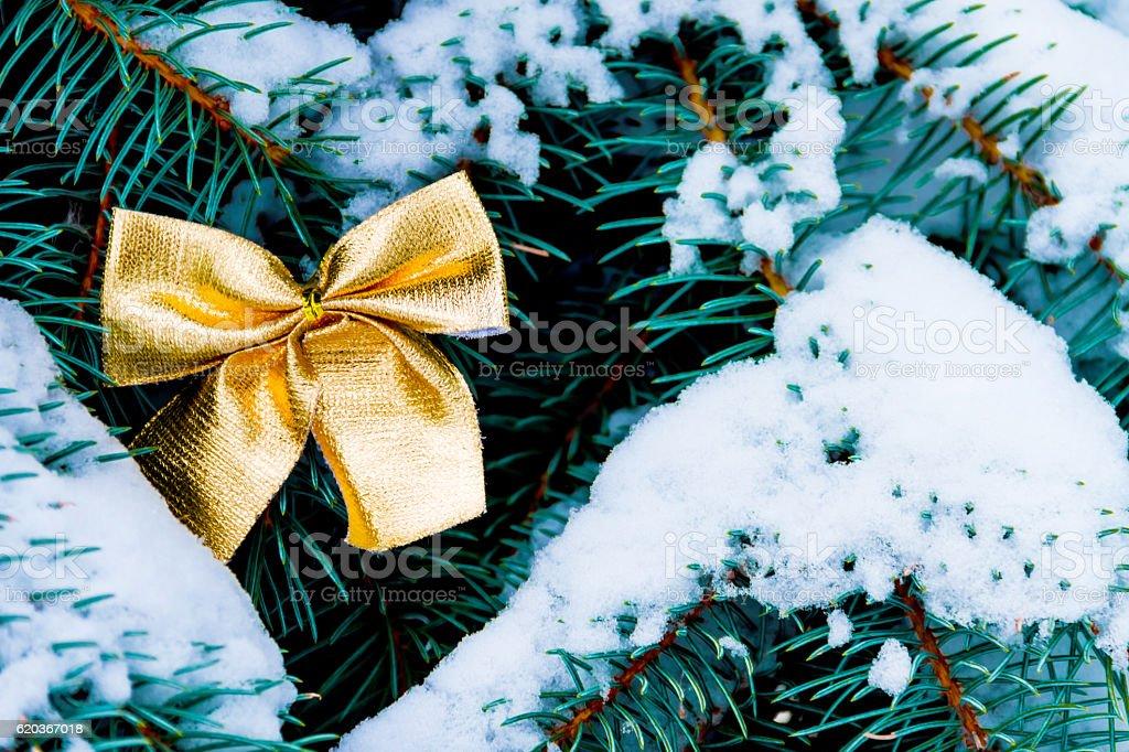 Urządzone Boże Narodzenie drzewa  zbiór zdjęć royalty-free