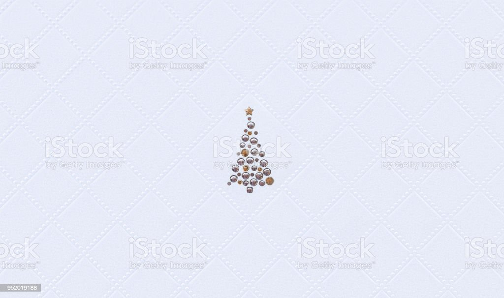 decorated christmas tree wallpaper winter holiday background picture id952019188
