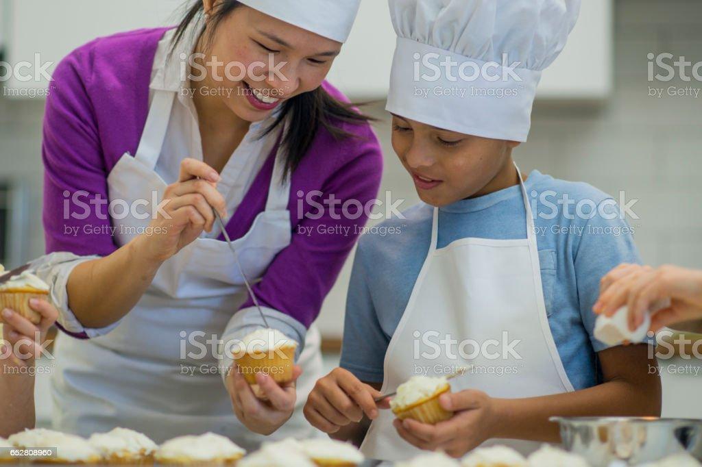 Dekoration Cupcakes – Foto