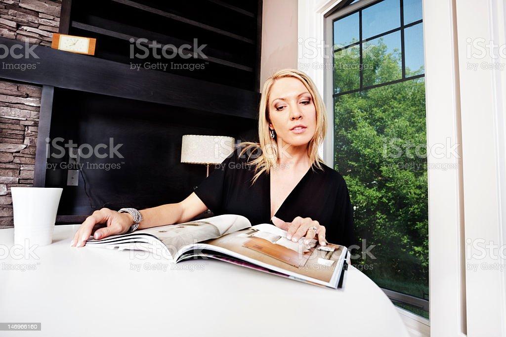Decorating ideas stock photo