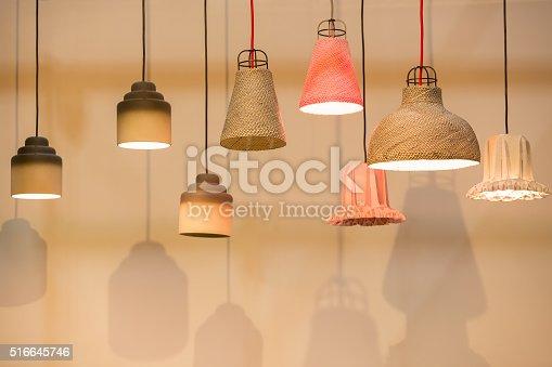 istock Decorating  lantern lamps 516645746