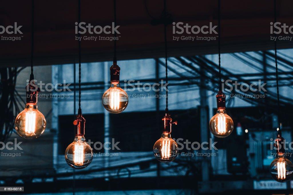 Decoration Antique Edison Led Light Style Filament Light Bulbs ...