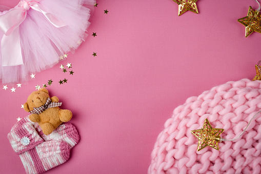 istock decoration baby toys for develop background concept 1150756151