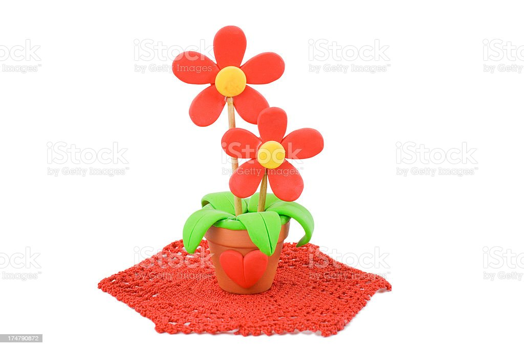 Decoration flowers royalty-free stock photo