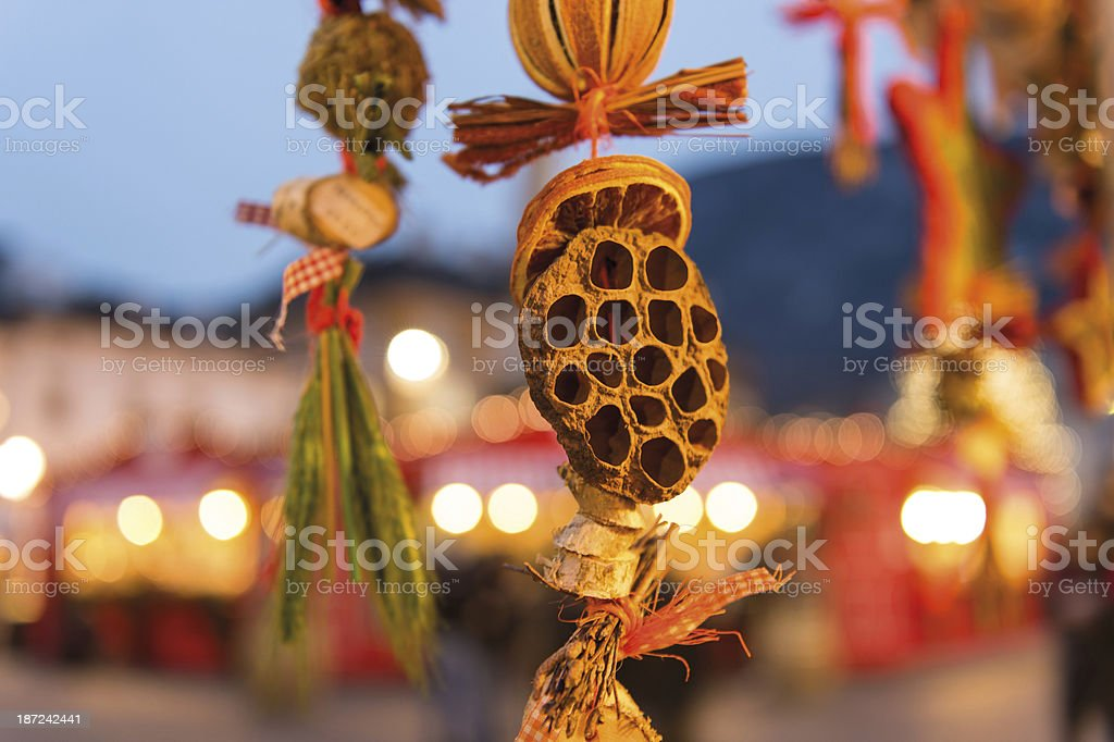 decoration for christmas royalty-free stock photo