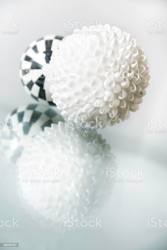 Decoration objects royalty-free stock photo