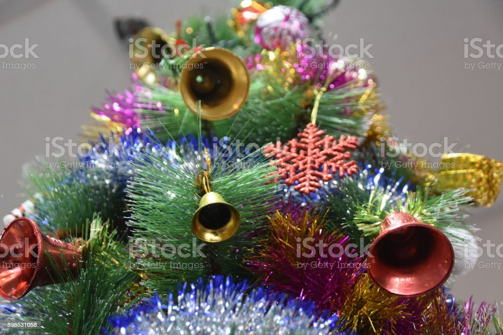 Decorations Of Christmas Stock Photo More Pictures Of Arch