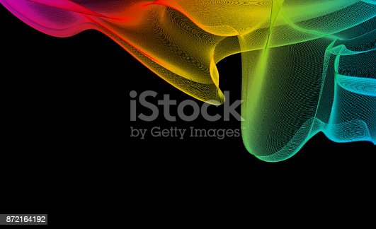 525031832 istock photo Decorative abstract colorful background 872164192