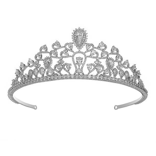 decorative accessories - halskette weißgold stock-fotos und bilder
