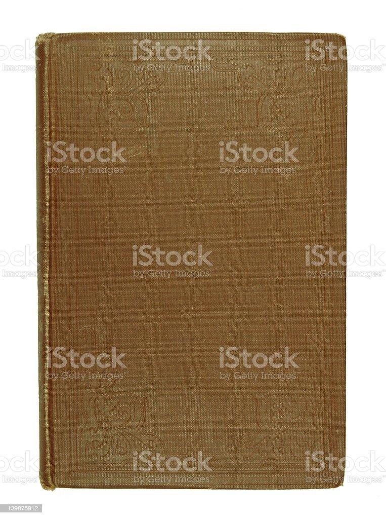 Decorative Antique Book royalty-free stock photo