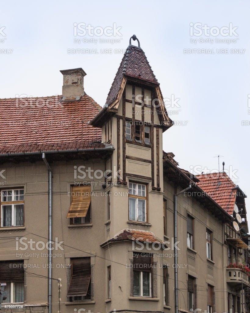 Photo libre de droit de Décoration Combles Sur Un Immeuble ...