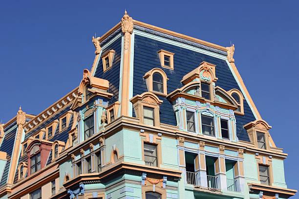 Decorative Building 2 stock photo
