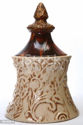 Decorative Ceramic Jar Stock Photo & More Pictures of Amphora