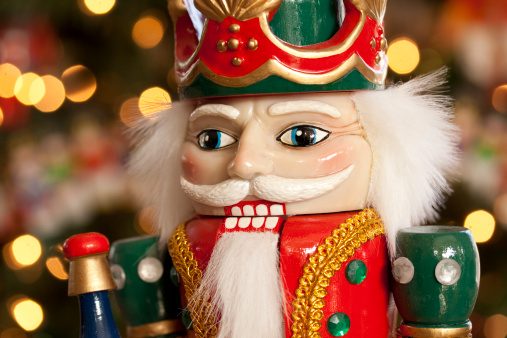 Decorative Christmas Nutcracker