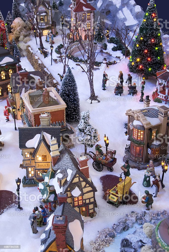 Christmas Decorations Commercial