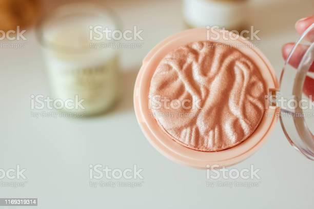 Decorative cosmetics open compact powder case beige bronzer blurred picture id1169319314?b=1&k=6&m=1169319314&s=612x612&h=rgmedsnos9jisbeu9drke bnuxtb0 vqxhso0endqxs=