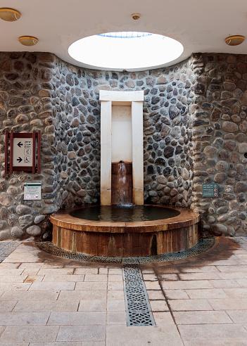 Dekorative Brunnen Im Nationalpark In Kapernaum Stockfoto und mehr Bilder von Alt