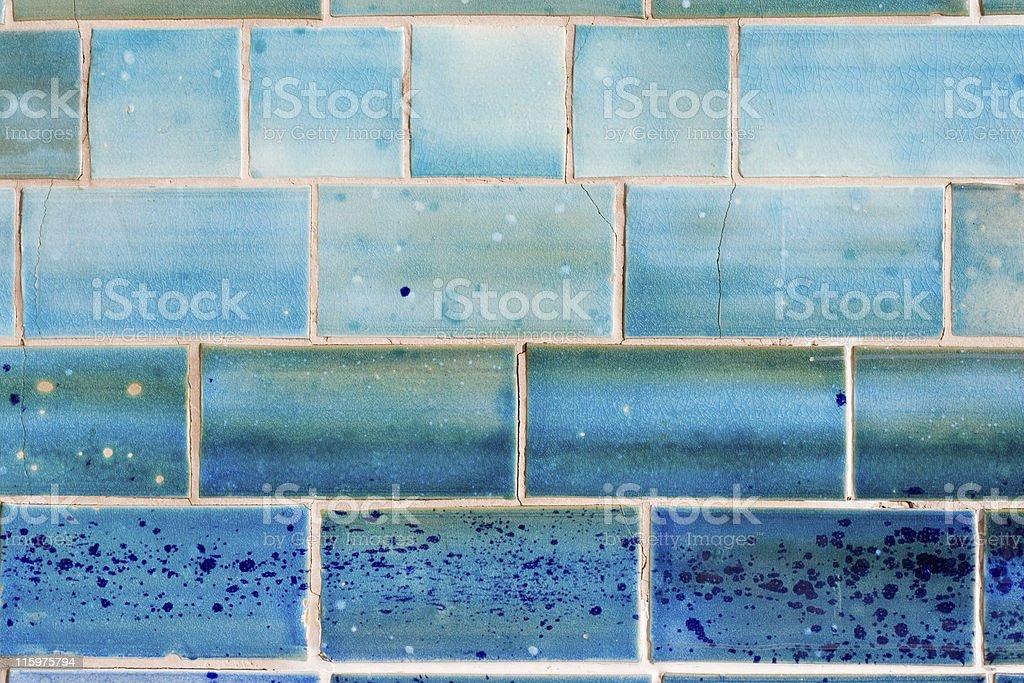 Decorative Glass Tiles royalty-free stock photo
