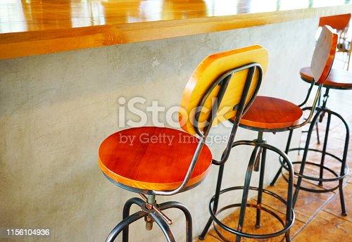 Bar Counter, Bar - Drink Establishment, Red, Stool