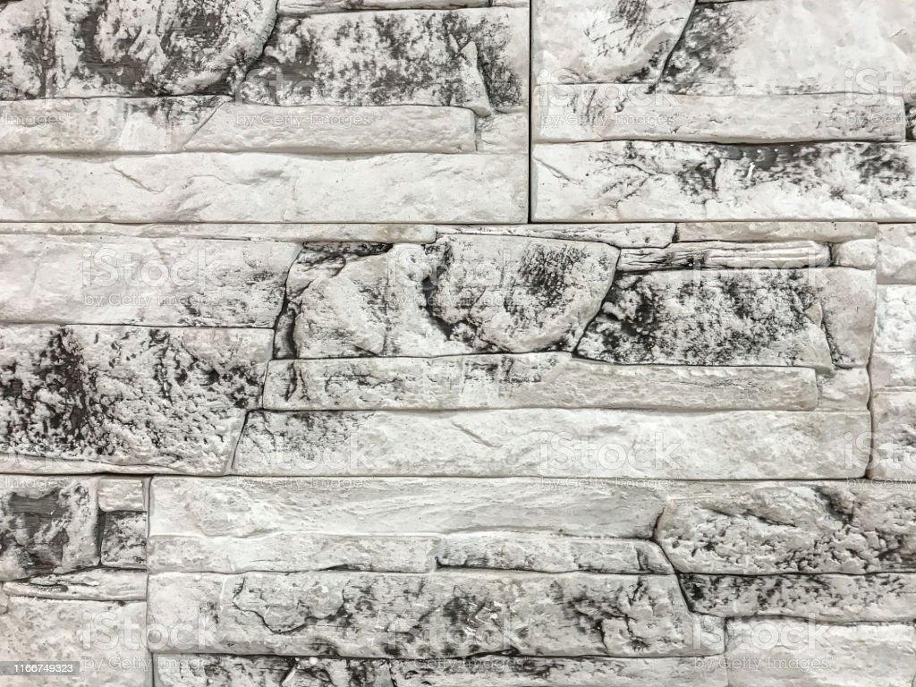 Mur Effet Brique Blanche photo libre de droit de panneau décoratif avec leffet du