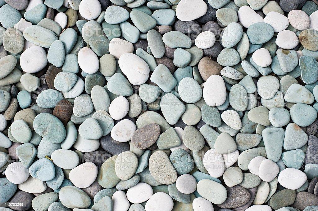 decorative pebbles royalty-free stock photo