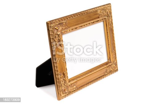 istock Decorative Picture Frame 183273909
