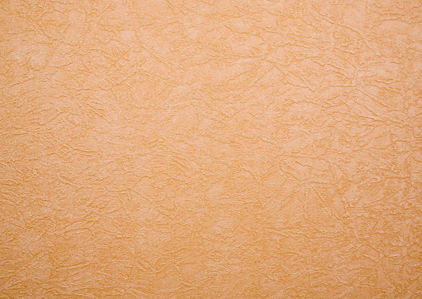 Decorative plaster stock photo