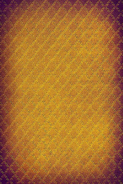 decorative wallpaper - watermark stock photos and pictures