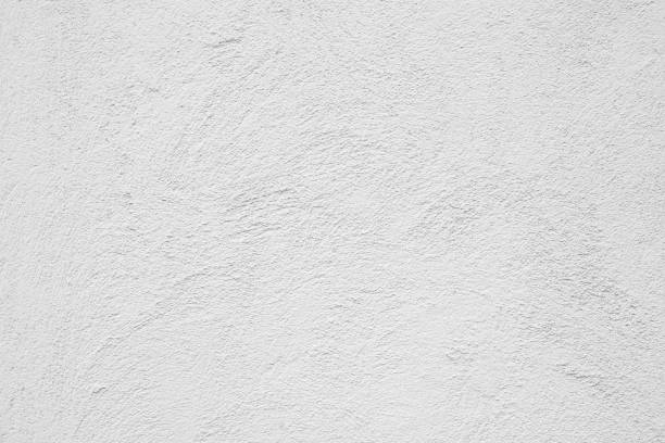 Decorative White Stucco Wall Texture Abstract Grunge Decorative White Stucco Wall Texture. Whitewashed Rough Background With Copy Space. White Horizontal Web Banner. whitewashed stock pictures, royalty-free photos & images