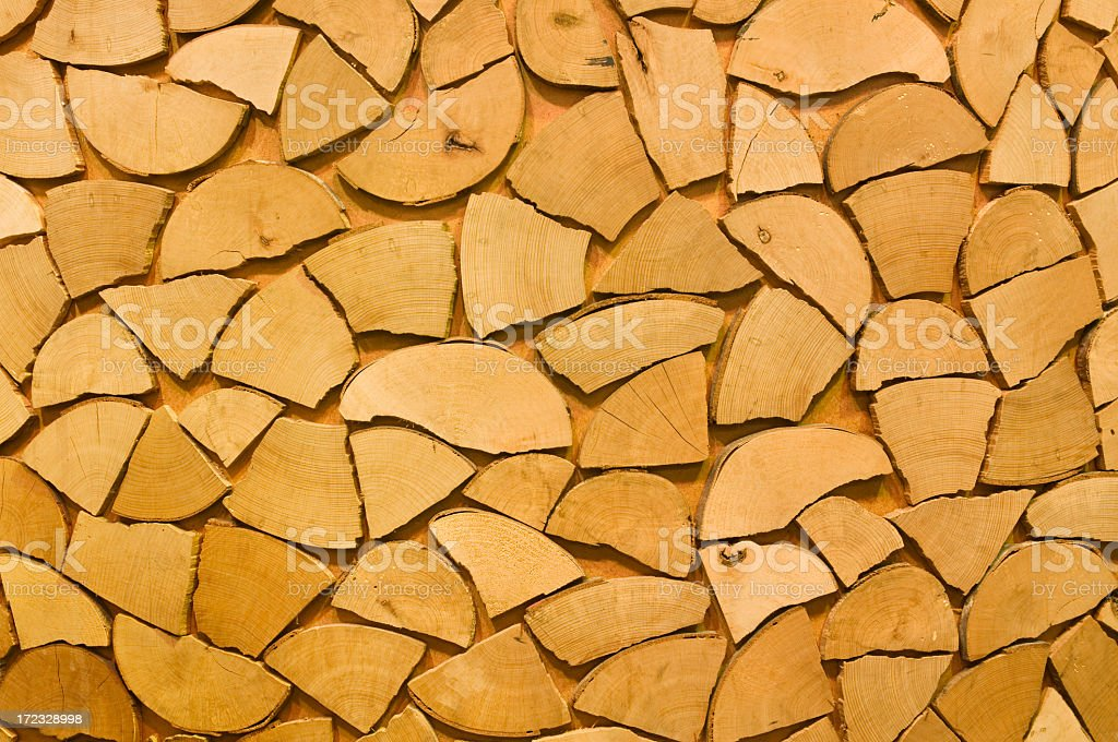 Decorative wood texture royalty-free stock photo