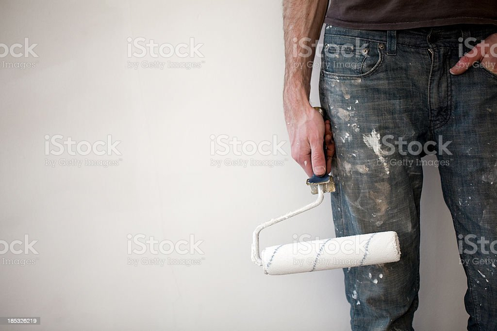 Decorator royalty-free stock photo