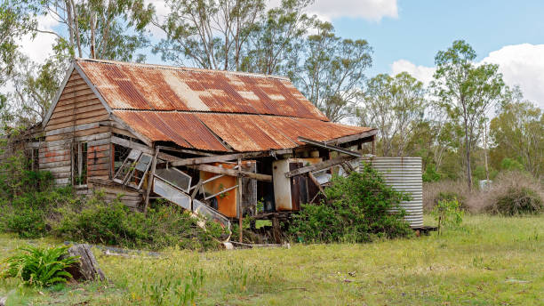 Exterior: Royalty Free Australia Rural Scene House Shed Pictures