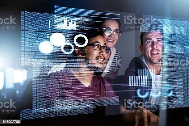 Für Softwareentwicklung Stockfoto und mehr Bilder von Abstrakt