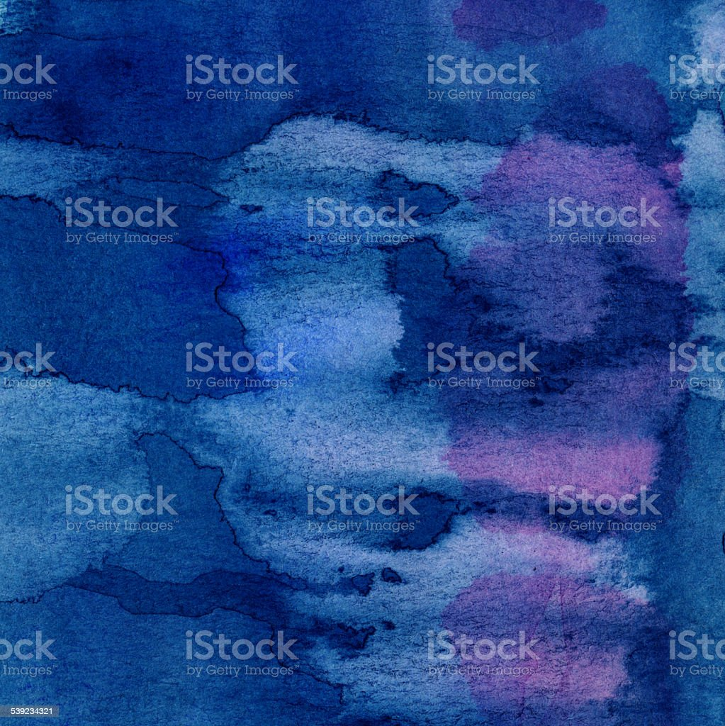 Deep blue y fondo púrpura foto de stock libre de derechos
